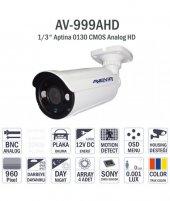 Avenır Av 999 2 Atom Led 2,8 12mm Lens 1,3mp Ahd Kamera
