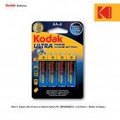Kodak Ultra Premium Alkalin Kalem Pil 4 Adet