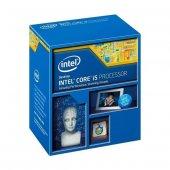 ıntel Core İ5 4460 3.20ghz 6mb Cache Vga (1150)