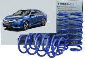Honda Cıvıc 2016 2018 Fc5 Ultra Racing Marka Spor Yay