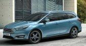 Ford Focus Station Wagon Bagaj Üstü Spoiler