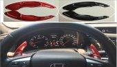 Honda Civic 2012 2015 Fb7 F1 Kulakcık Kırmızı