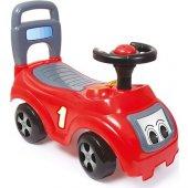 Dolu Bingit Araba Kırmızı