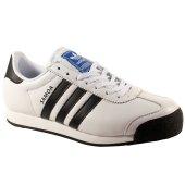 Adidas Samoa Beyaz Erkek Günlük Ayakkabı