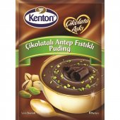 Kenton Puding Çikolata Aşkı Çikolatalı Antep Fıstı...