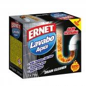 Ernet Süper Lavabo Açıcı Aktif Granüllü 2x70 G...