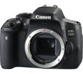 Canon Eos 750d Body Fotoğraf Makinesi (Canon Eurasia Garantili)