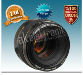 Canon 50mm F 1.4 Usm Lens (Canon Eurasia Garantili)