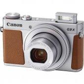 Canon G9x Mark Iı Dijital Fotoğraf Makinası (Gümüş)