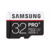 Samsung 32gb Microsd Pro Plus Class10 95mb Sn Hafıza Kartı + Sd A