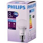 Philips Essential Led Ampul 8 48w E27 Beyaz