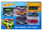 Hot Wheels 10 Lu Araba Seti 54886