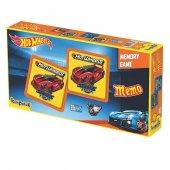 Hotwheels Memory Game Puzzle 54 Kart 6859