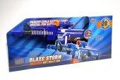 Hediyeli Oyuncak Nerf Benzeri Blaze Storm Oyuncak Silah Tüfek Set