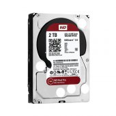 Wd 3.5 Red Pro 2tb 7200rpm 64mb Sata3 Nas Hdd Wd2002ffsx (7 24)