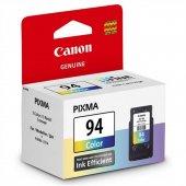 Canon Renkli Kartuş 400 Sayfa Cl 94