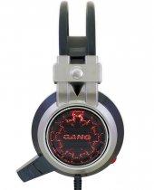 Gang Gh 03 Head Shot Mikrofonlu Titreşimli Gamıng Kulaklık Gh 03