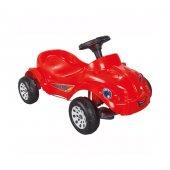 Pilsan Happy Herby Pedallı Araba Kırmızı Bj 2107303k