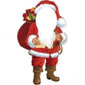 Noel Babalı Çerçeve