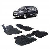 Otom Dacia Lodgy 3d Havuzlu Paspas 2013 Sonrası