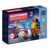 Magformers Yürüyen Robot Manyetik Oyun Seti