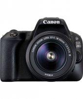 Canon Canon D.camera Eos 200d Bk 18 55