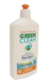 U Green Clean Organik Portakal Yağlı Bitkisel Bulaşık Parlatıcı 500ml