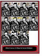 Albert Camus 11 Kitap Set