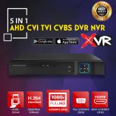 4 Kanal 1080n Hybırd Kayıt Cihazı Xvr (Tvı Ahd Ip Analog) P2p