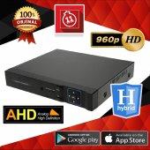 4kanal Hybird Dvr Kayıt Cihazı (Analog+ahd+ip)