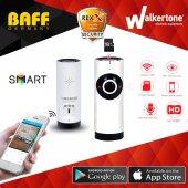 180 Gece Görüşlü Panaromik Wi Fi (Kablosuz) Bakıcı Takipkamerası