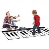 Eğitici Piyanolu Oyun Halısı