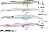 Savage Gear Sandeel Surf Walker 155 23g Suni Yem Renk Pink Flash