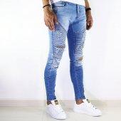 2y Ray Desen Buz Mavi Kot Pantolon Coıd
