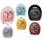 Kumtel Lx 6331 Isıtıcı Fanlı (Sıcak & Soğuk Fan) 2 Yıl Garantili (Orjinal Sessiz)aynı Gün Kargo