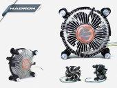 Hadron Hd2535 100 İşlemci Fanı Intel 1155 1156 Geçmeli Tip