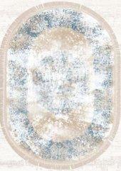 Brillant Latex Halı İpek Oval 150x230 Hle11324.802 (Püsküllü)