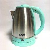 Cvs Dn 2318 Burgaz Çelik Su Isıtıcı Yeşil