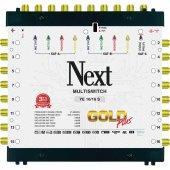 Next Ye 10 12 Sonlu Uydu Santrali Gold Plus Adaptör Dahil