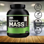 Optimum Serious Mass 2727 Gr + 2 Hediyeli