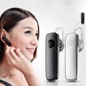 Mini Şık Kablosuz Mikrofonlu Bluetooth Kulaklık