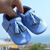 Bella Makosen Bebek Ayakkabı Mavi Cv 271