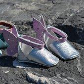 Sindy Makosen Bebek Ayakkabı Gümüş Cv 285