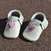 Kalpli Makosen Bebek Ayakkabı Bej Cv 308