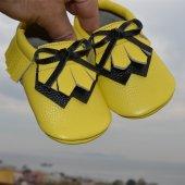 Navaho Makosen Bebek Ayakkabı Sarı Cv 396