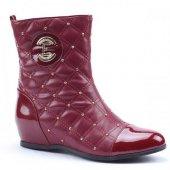 Guja B1057 Kısa Çizme Bot Bayan Ayakkabı
