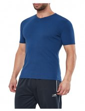 Lescon 15s 1204 T Shirt V Yaka Erkek Kısa Kol Tişört