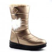 Twingo 990 İçi Termal Kürklü Kar Çizme Bayan Bot Ayakkabı