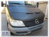 Mercedes Sprint Kaput Maskesi Deri Maske