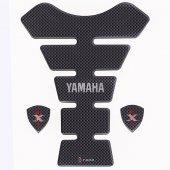 Yamaha Xrace Karbon Tank Pad